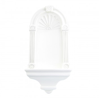Niche White Urethane Wall Mount 13247grid