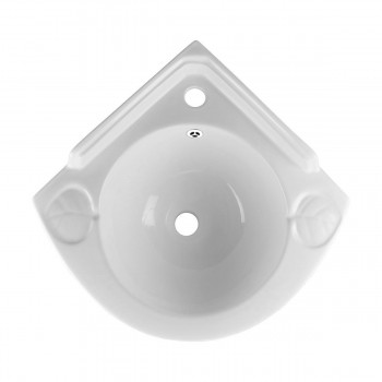 Renovators Supply Porcelain Small Corner Bathroom Wall Mount Sink Corner Sinks For Small Bathrooms Wall Mount Sink White Bathroom Sink