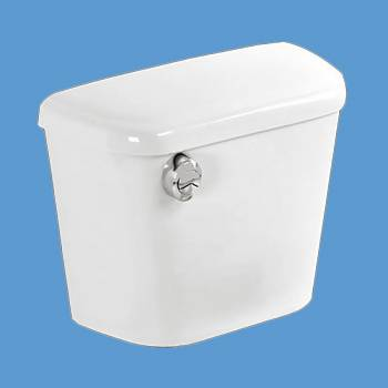 Toilet Part White Tank Only for 13283