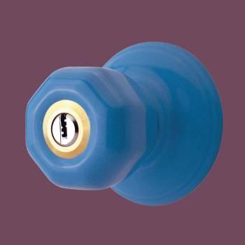 <PRE>Int&amp;Ext Keyed Door Knob Lock Set Porcelain Ajustable Backset </PRE>zoom2