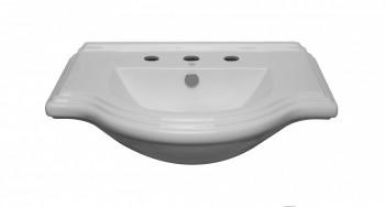 <PRE>Large Bathroom Console Sink 8inch Widespread </PRE>zoom5