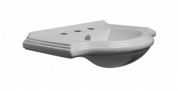 <PRE>Large Bathroom Console Sink 8inch Widespread </PRE>zoom6