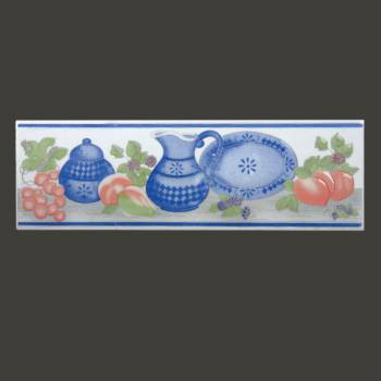 <PRE>3&quot; x 10&quot; Listello Tile Border Liner Crockery Ceramic </PRE>