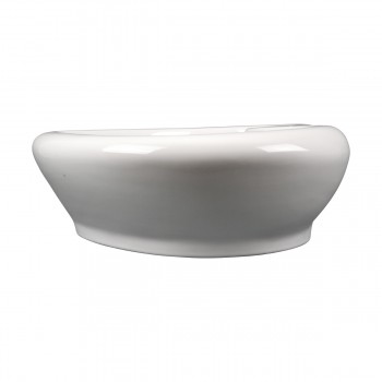 <PRE>Renovator's Supply Above Counter Vessel Bathroom Sink Heart White China Faucet</PRE>zoom5