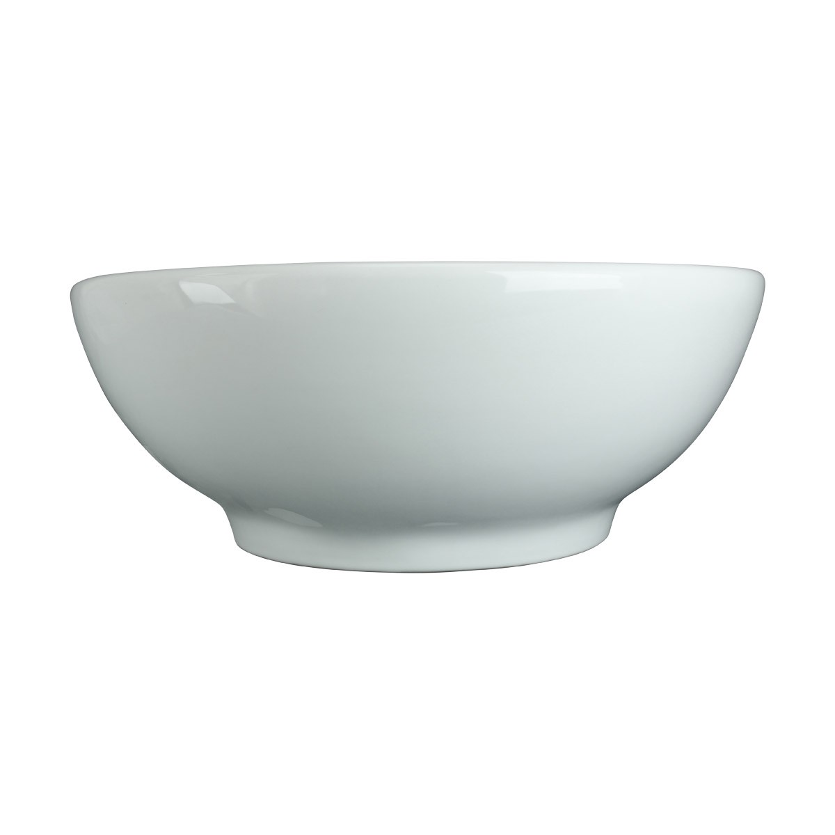 Above Counter Vessel Bathroom Sink White China Faucet Hole bathroom vessel sinks Countertop vessel sink Ceramic Bathroom Sink