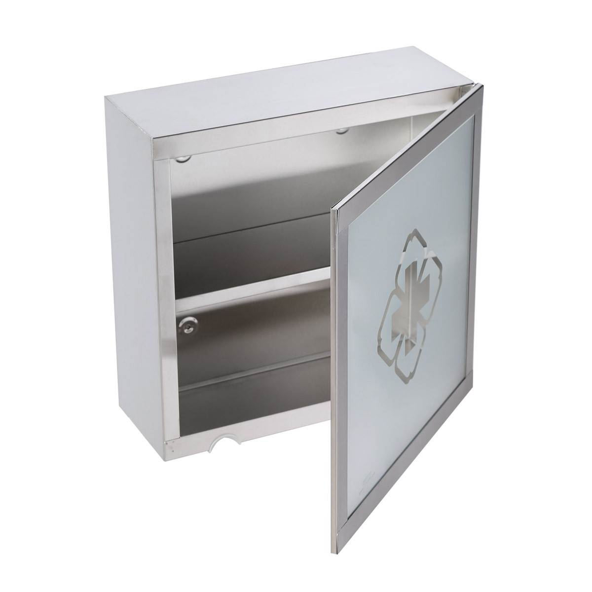 Mini Stainless Steel Bathroom Medicine Cabinet Wall Mount Storage Medicine Cabinet Organizer Medicine Cabinet Shelf Wall Mount Medicine Cabinet