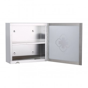 <PRE>Mini Stainless Steel Bathroom Medicine Cabinet Wall Mount Storage</PRE>zoom5