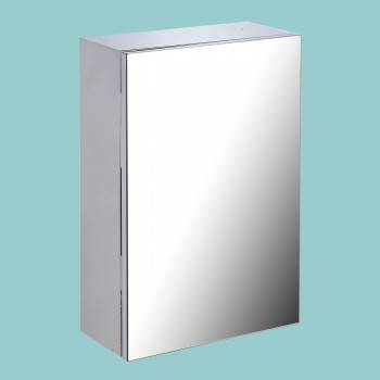 <PRE>22&quot; Stainless Steel Medicine Cabinet Mirror Wall Mount </PRE>