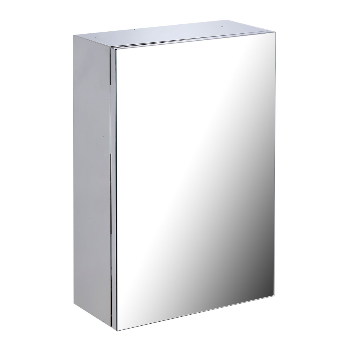 22inch Stainless Steel Medicine Cabinet Mirror Wall Mount Medicine Cabinet