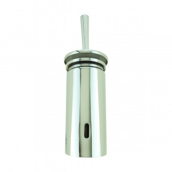 <PRE>Waterfall Faucet Heavy Cast Brass Chrome Short Round </PRE>zoom5