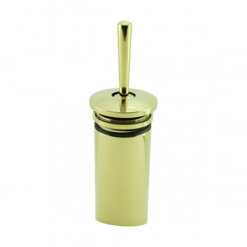 Waterfall Faucet Base 7 inch Brass PVD