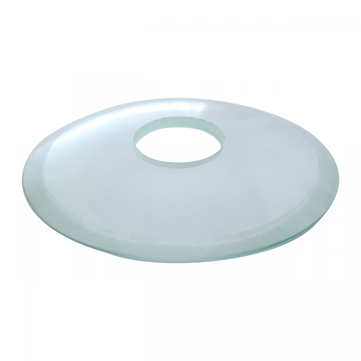 Replacement Waterfall Faucet Clear Glass Disc Plate