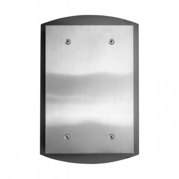 <PRE>24inch Stainless Steel Medicine Cabinet Mirrored Wall Mount   </PRE>zoom7