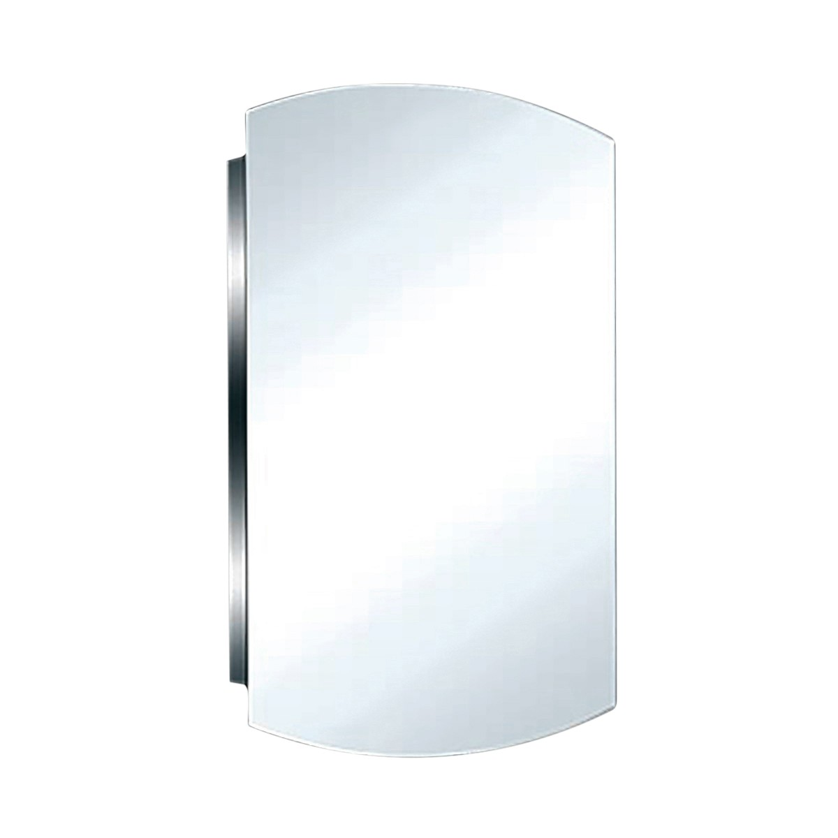 24 Stainless Steel Medicine Cabinet Mirrored Wall Mount