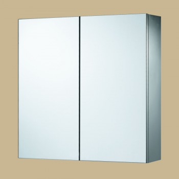 <PRE>Medicine Cabinet Brushed Stainless 23 5/8 Surface Mount   </PRE>