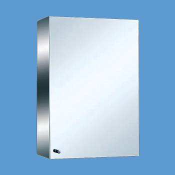 <PRE>Medicine Cabinet Brushed Stainless 21 3/4 Surface Mount  </PRE>