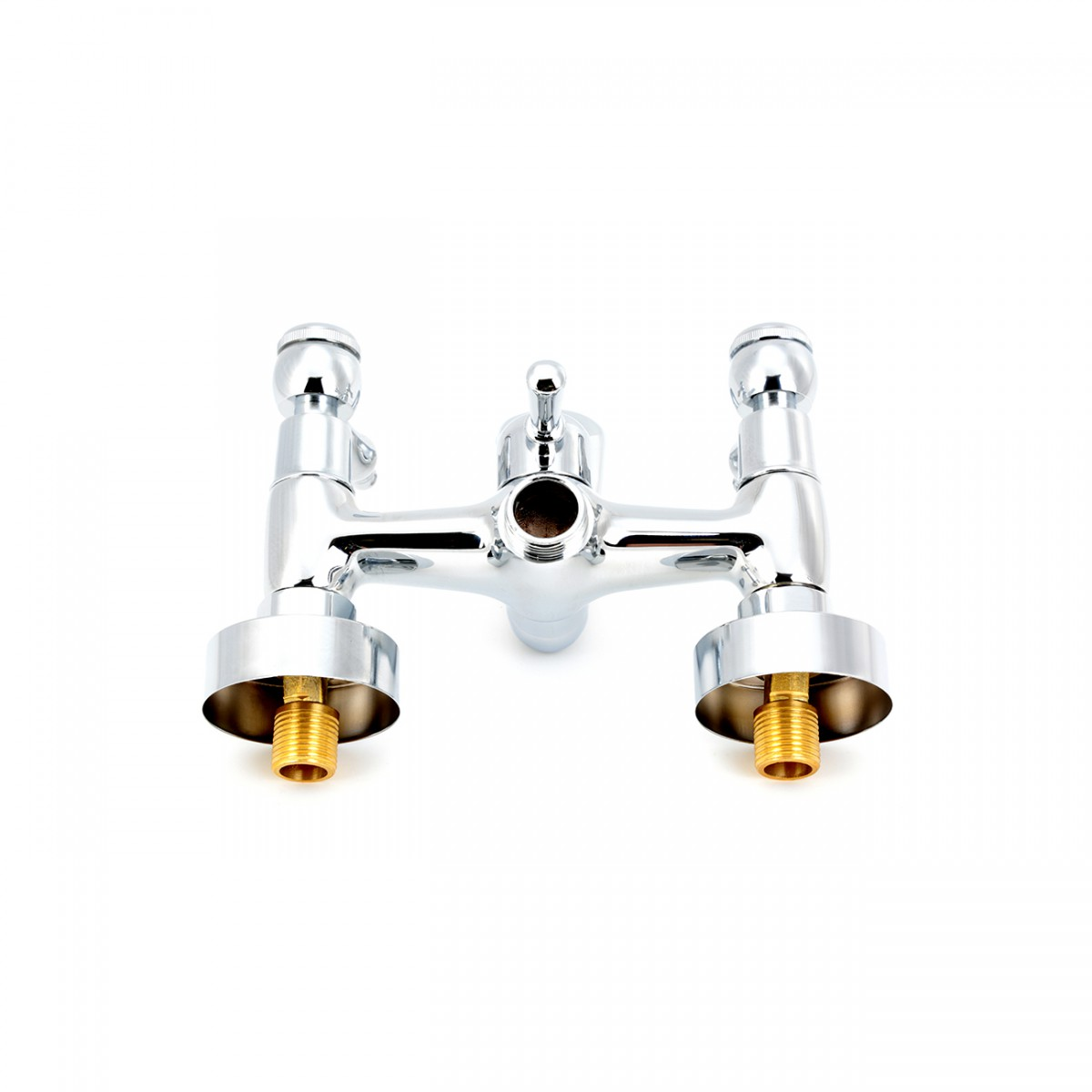 Clawfoot Tub Faucet Wall Mount Chrome Teardrop Levers 6 Bathroom Faucet Part Faucet Part Faucet Parts