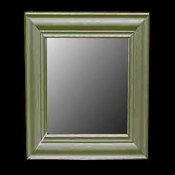 <PRE>Mirror Bayberry Green Pine 24&quot;H X 18&quot; W Mirror Only </PRE>