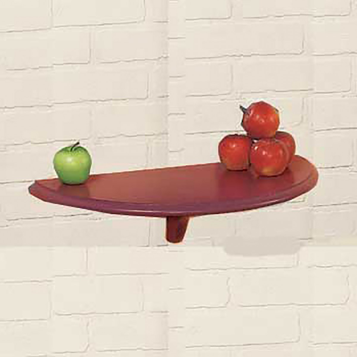 Bathroom Shelves Wall Mounted Raleigh Red Pine 21 34 Inches