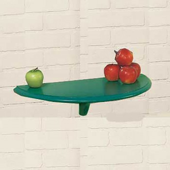 <PRE>Wall Mounted Bathroom Shelves Bayberry Green Pine 21 3/4 Inches</PRE>