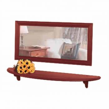 <PRE>Bathroom Shelves Raleigh Red Pine 43 3/4inchW </PRE>zoom1