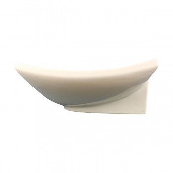 <PRE>Renovator's Supply Bathroom Sink Vitreous China Square Vessel Wall Mount </PRE>zoom5