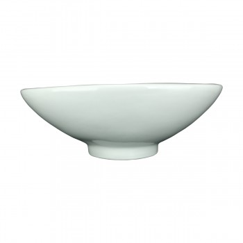 <PRE>Bathroom Vessel Above Counter Sink White China Belle With Overflow</PRE>zoom8