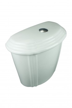 Toilet Part White Sheffield Dual Flush Toilet Tank Only 13748grid