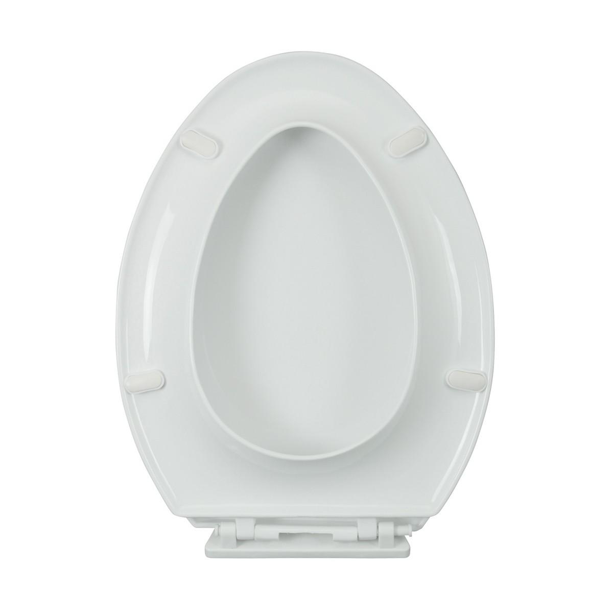 Toilet Part White Sheffield Elongated Toilet Bowl Only Elongated Toilet Bowl Toilet Bowl Only White Toilet Bowl