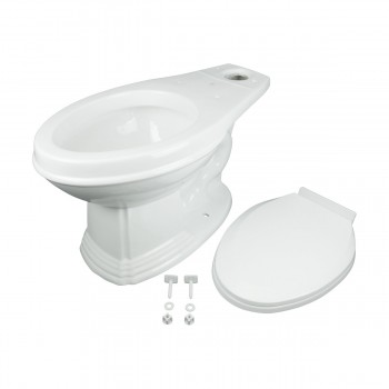 <PRE>Toilet Part White Sheffield Elongated Toilet Bowl Only </PRE>zoom5