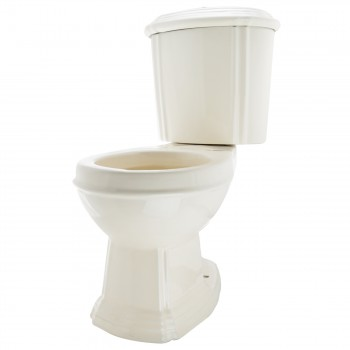 <PRE>Renovator's Supply Bone China Dual Flush Two-Piece Round Corner Front Toilet</PRE>zoom4