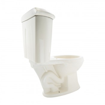 <PRE>Renovator's Supply Bone China Dual Flush Two-Piece Round Corner Front Toilet</PRE>zoom7