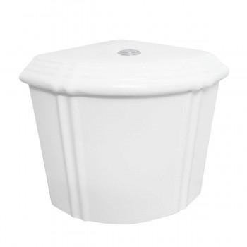 <PRE>Dual Flush Round Two Piece Corner Bathroom Toilet White Ceramic Space Saving</PRE>zoom5