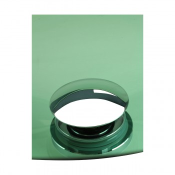 <PRE>Tempered Glass Vessel Sink with Drain, Green Mini Glass Round Bowl Sink</PRE>zoom7