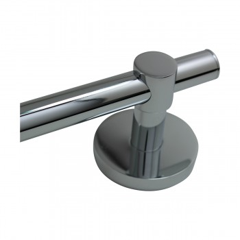 <PRE>Chrome Bathroom Handheld Slide Bar Heavy Duty Brass </PRE>