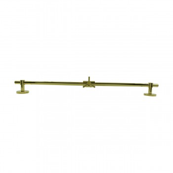 <PRE> PVD Brass Bathroom Handheld Slide Bar Heavy Duty Brass </PRE>zoom5