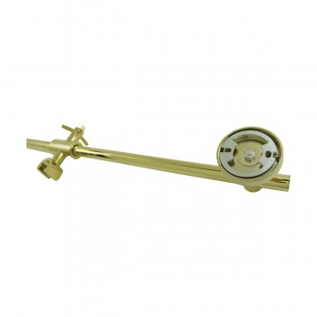 <PRE> PVD Brass Bathroom Handheld Slide Bar Heavy Duty Brass </PRE>zoom8