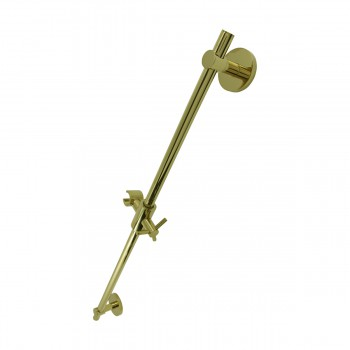 <PRE> PVD Brass Bathroom Handheld Slide Bar Heavy Duty Brass </PRE>zoom10