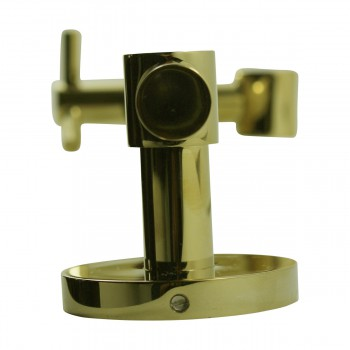 <PRE> PVD Brass Bathroom Handheld Slide Bar Heavy Duty Brass </PRE>zoom11