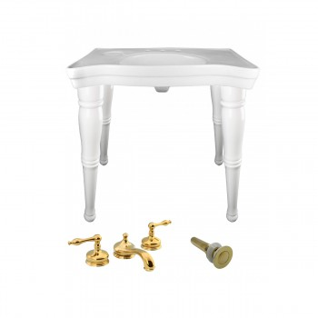 spec-<PRE>Console Sinks China Belle Epoque Console Only 13548/13289/13180</PRE>