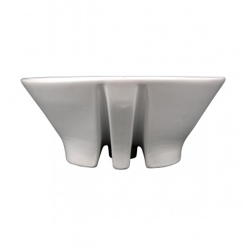 <PRE>Bathroom Vessel Sink White China Evans Square </PRE>zoom6