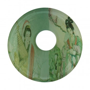 <PRE>Replacement Waterfall Faucet Geishas Glass Disc Tray Plate </PRE>zoom4