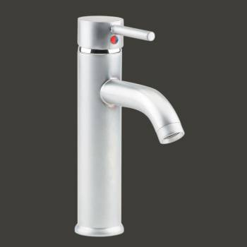 Faucets - Single Lever Faucet  9 1/2 inch Round by the Renovator's Supply