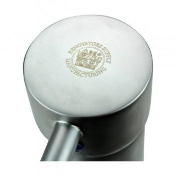 <PRE>Satin Nickel Single Hole Bathroom Sink Faucet 9.5inch H </PRE>zoom11