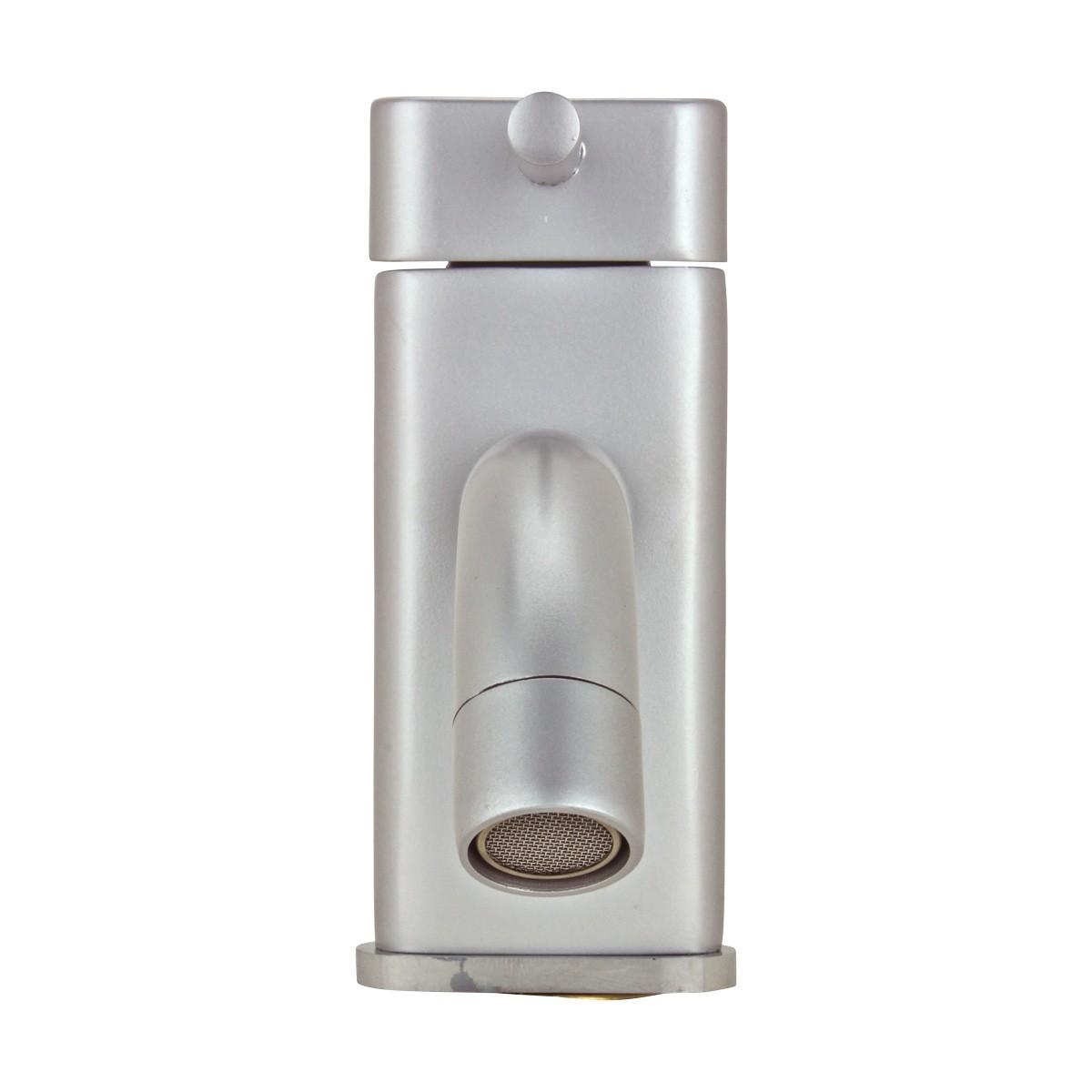 Bathroom Faucet Satin Nickel Triangular Single Hole 1 Handle Satin Faucets Single Hole Bathroom Faucets Single Hole Faucet
