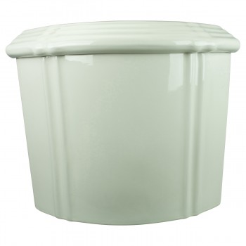 <PRE>Toilet Biscuit China Sheffield Deluxe Corner Tank Only </PRE>zoom3