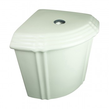<PRE>Toilet Biscuit China Sheffield Deluxe Corner Tank Only </PRE>zoom4