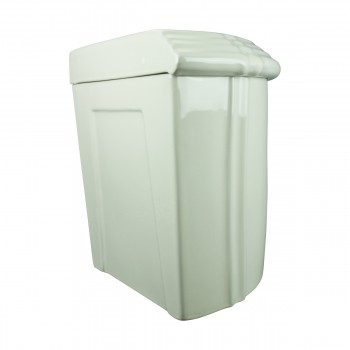 <PRE>Toilet Biscuit China Sheffield Deluxe Corner Tank Only </PRE>zoom5
