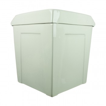 <PRE>Toilet Biscuit China Sheffield Deluxe Corner Tank Only </PRE>zoom6