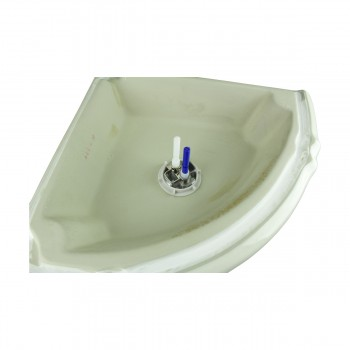 <PRE>Toilet Biscuit China Sheffield Deluxe Corner Tank Only </PRE>zoom8